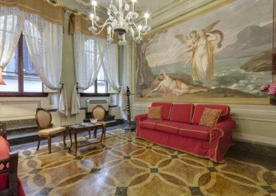 Palazzo Bucciolini - Venere