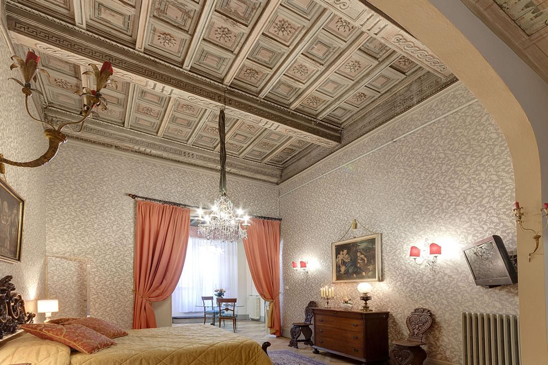 Appartamento Venere Prenotazione | Palazzo Bucciolini Firenze
