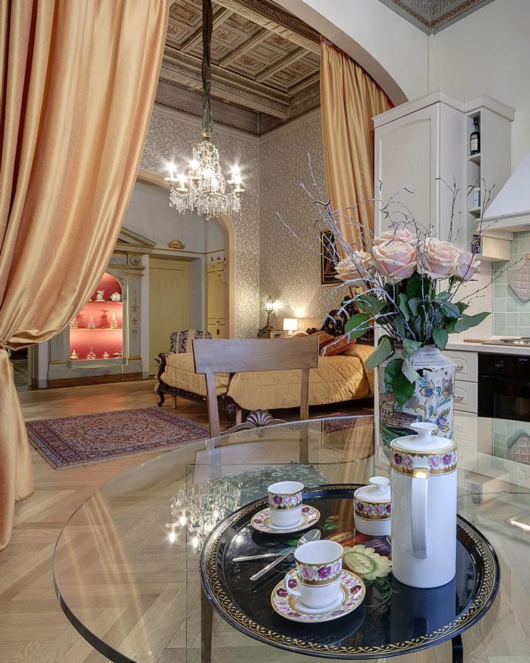 Appartamento Venere Prenotazione   Palazzo Bucciolini Firenze